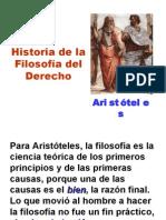 Aristoteles, Filosofia del Derecho