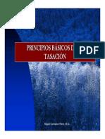 Principios Basicos de La Tasacion