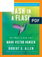 Cash in a Flash by Mark Victor Hansen - Excerpt