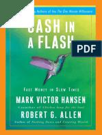 Cash in a Flash by Mark Victor Hansen - Excerpt