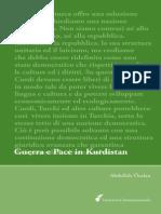 Abdullah Ocalan Guerra e Pace