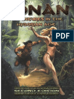 Conan RPG - Second Edition - Adventures in the Hyborian Age