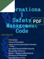 Ism Code Presentation