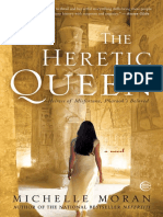 The Heretic Queen by Michelle Moran - Excerpt