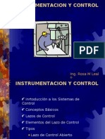 Introducción Instrumentación