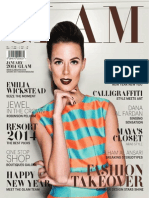 my works in GLAM January 2014