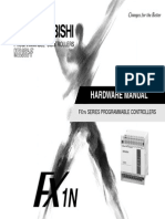 fx1n Mitsubishi Hardware Manual