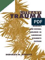 Literary Trauma