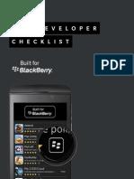 BuiltForBlackBerry-AppDeveloperChecklist