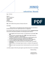 4051433 Appointment Letter