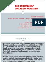 Presentasi GIT