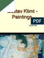 gustav klimt - paintings
