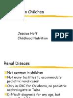 Dialysis in Children