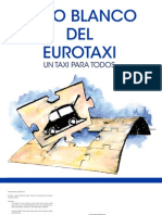 Libro Blanco Euro Taxi