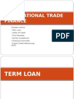 12.International Trade Finance