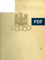 The Xith Olympic Games Berlin, 1936 the Official Report of the Organising Committee for the Xi Olympiad, Volume II