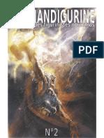 Normandigurine, Le Webzine N°2
