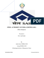 SAIL Valuation