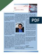 MCFC Malta Newsletter 01