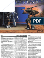 Battletech - Technical Readout 3025 (Original)