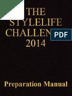 Style Life Challenge Prep Manual 2014