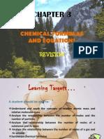 Revision Chap 3