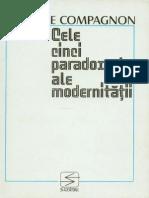 Cele cinci paradoxuri ale modernității