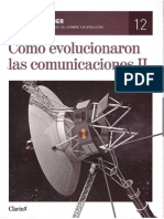 12.- Cómo evolucionaron las comunicaciones II