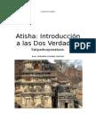 Atisha Introducción a las Dos Verdades
