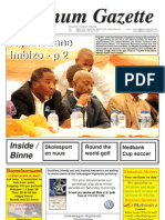 Platinum Gazette 11 September