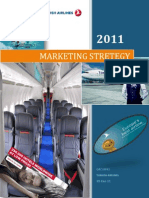 Marketing analysis of TURKISH AIRLINE