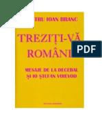 Dumitru Ioan Branc - Treziti-Va Romani