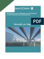 Investir en Algerie