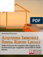 Acquistare Immobili Senza Rischi Legali