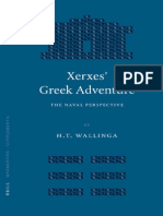 Xerxes' Greek Adventure the Naval Perspective