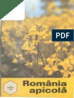 Romania Apicola 1992 Nr.4 Aprilie