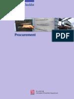 Best Procurement Practices