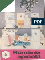 Romania Apicola 1993 Nr.5 Mai