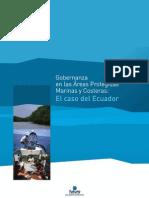 Gobernanza en Las Areas Protegidas Marinas y Costeras Caso Ecuador
