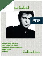 Collection Peter Gabriel 31 PVC