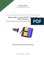 Hướng dẫn sử dụng MCNP cho hệ điều hành Windows