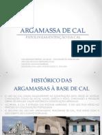 ARGAMASSA DE CAL_PATOLOGIAS E EXTINÇÃO DA CAL.pdf