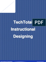 Instructional Designing ID Training Course TechTotal India Hyderabad