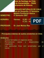 Suelos de Chile