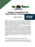 Samir, Amin - Epilogo Geopolitica Del Imperialismo Contemporaneo
