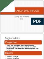 Indeks Harga Dan Inflasi