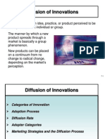 L10 Diffusion of Innovations