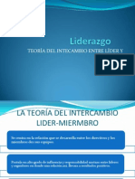 Teoria Del Intercambio Lider_miembro