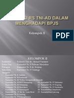 Strategi Rumkit Menghadapi BPJS