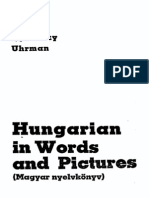 Hungarian in Words and Pictures